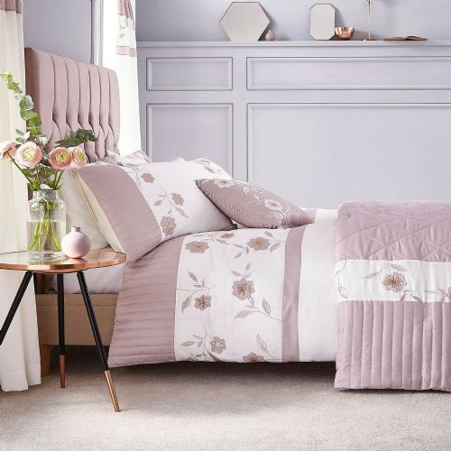 Catherine Lansfield Grace Natural Bedding Set
